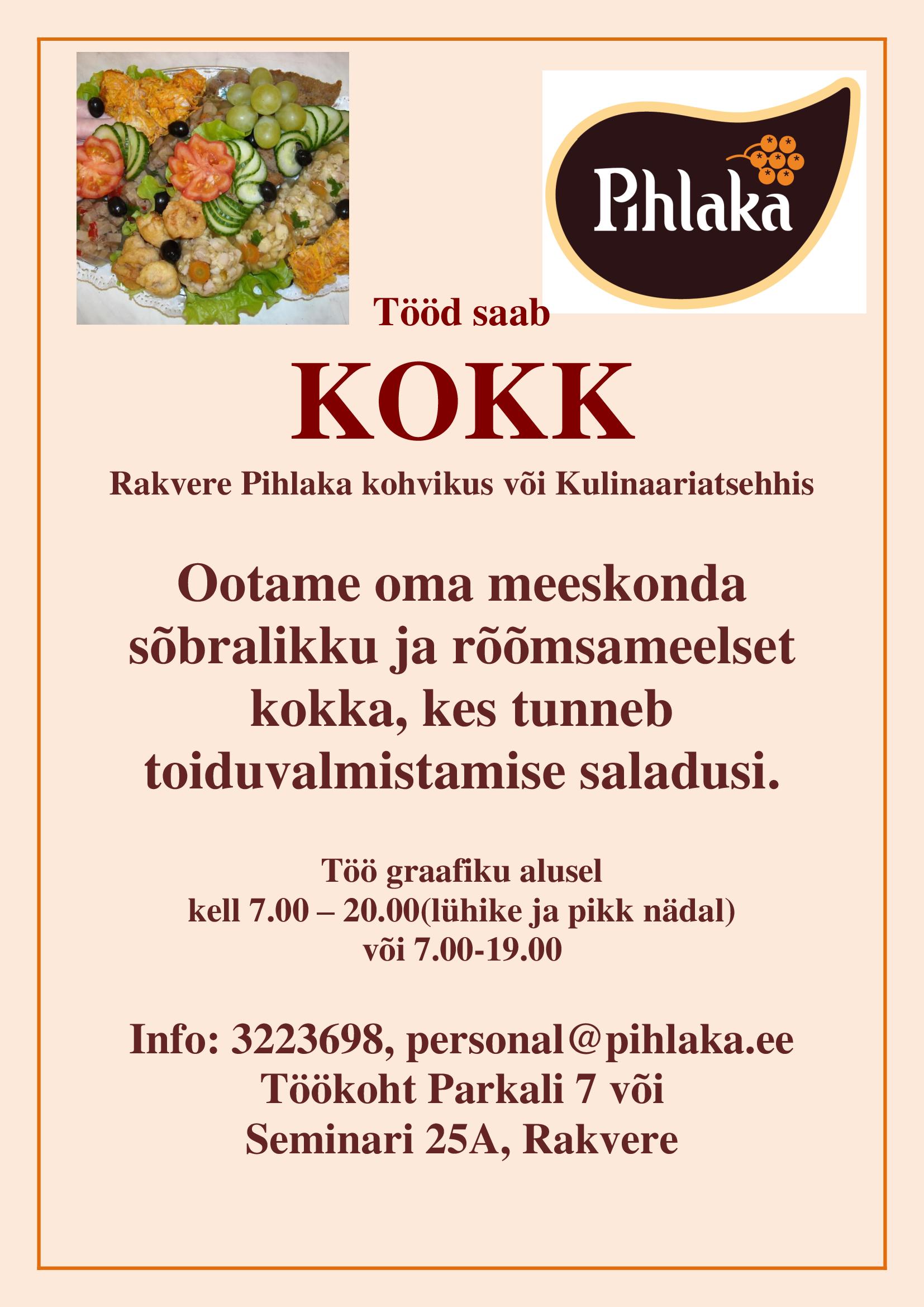 parkal-ja-kulinaaria-kokk