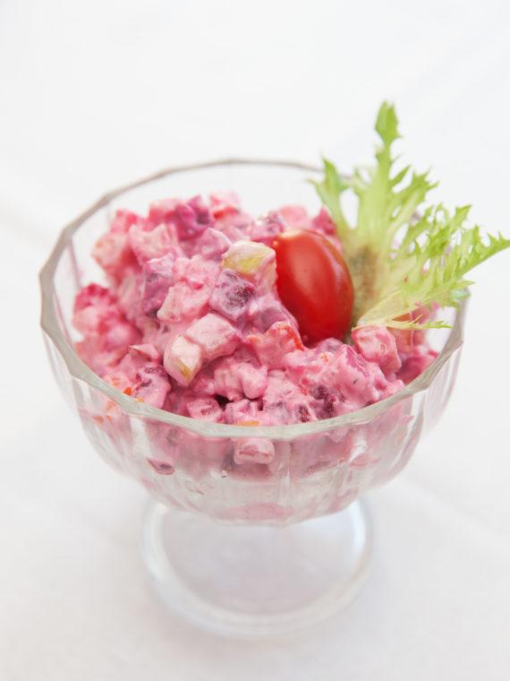 Köögivilja-singisalat