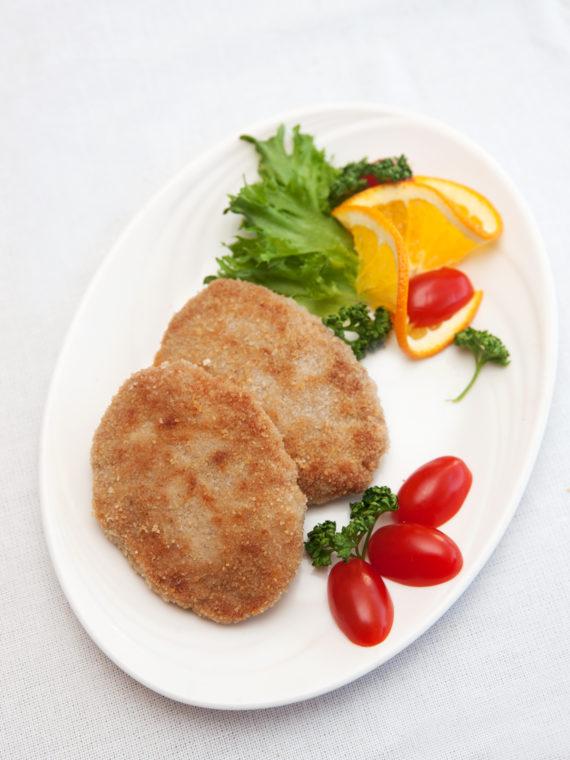 Kana-küüslaugukotlet